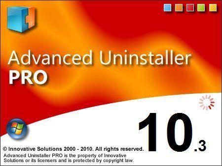 Advanced Uninstaller PRO v 10.3 + Rus